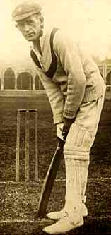Australian cricketer Herbie Collins
